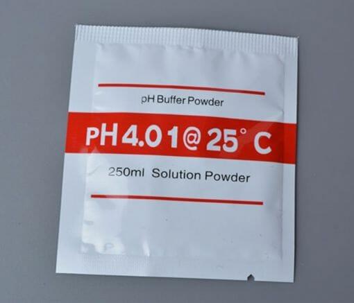 Ph 4.0 - Ph Metre Kalibrasyon Tozu