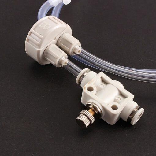 D201 DIY CO2 Sistemi