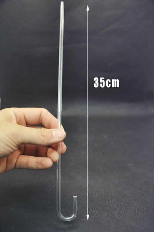 Akrilik Hava Borusu 35cm