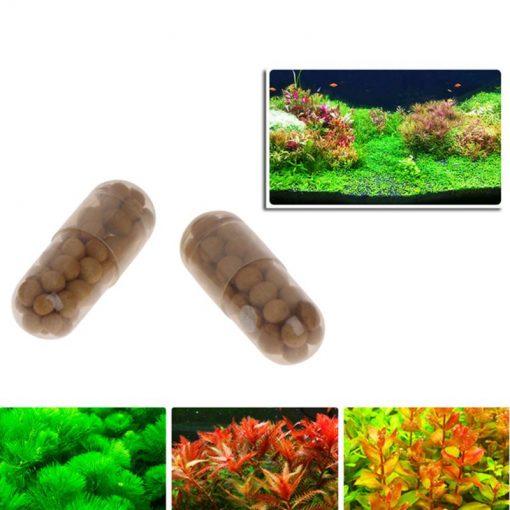 Akıllı Kapsül Gübre - Akvaryum Bitkileri için Taban Gübresi