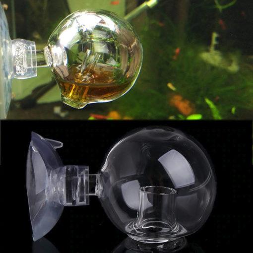 Cam Küre CO2 Göstergesi