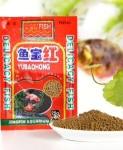 Japon Balığı Yemi - 25gr pelet yem