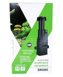 VenusAqua Yüzey Emici Filtre (Surface Skimmer)