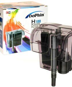 DoPhin Askı Şelale Filtre - H100 350 l/saat